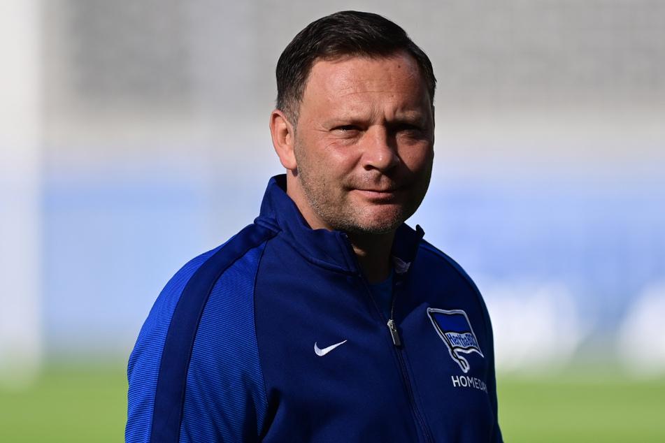 Hertha-Trainer Pal Dardai (45) muss beim Nachholspiel gegen den FC Schalke 04 gleich sechs Ausfälle verkraften.