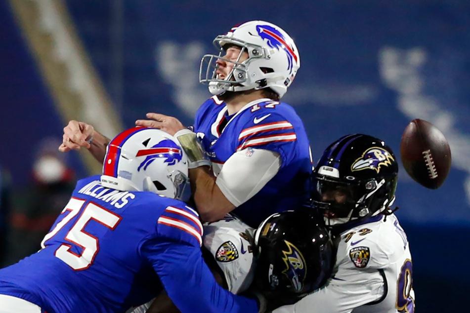 Viermal in Folge im Superbowl, viermal in Folge verloren. Schaffen die Bills endlich den großen Sieg? (Archiv)