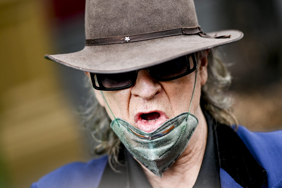 """Udo Lindenberg und viele weitere Künstler und Musiker fordern, dass die Bundesregierung die """"Belange der Solo-Selbstständigen und Freiberufler"""" in der Corona-Krise ernster nehmen solle."""