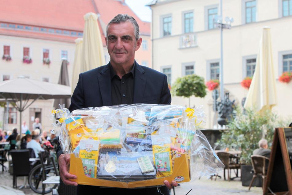 """Wurde am Wochenende ausgezeichnet als """"Sachse des Jahres"""": Ralf Minge."""