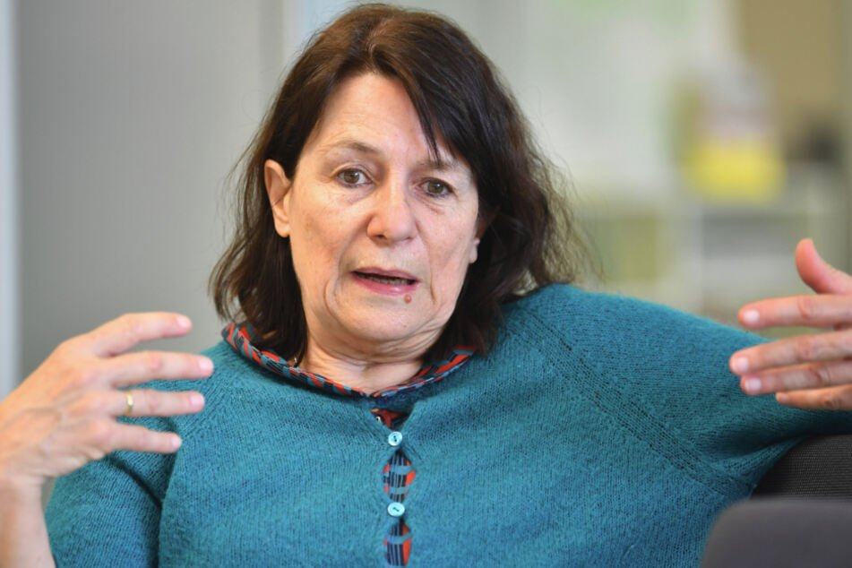 """Er ist halt kompliziert"": Fraktions-Chefin Christiane Filius-Jehne (63, Grüne)."