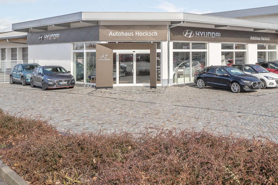 Autohaus in Sömmerda verkauft Vorführwagen von Hyundai mega günstig