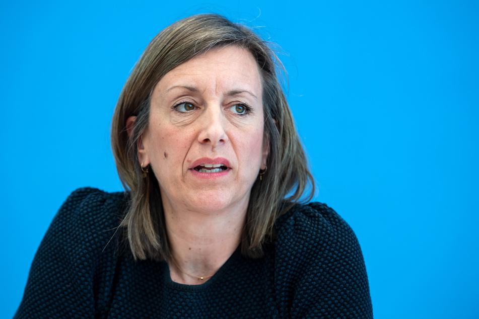 Ulrike Demmer ist die stellvertretende Sprecherin er deutschen Bundesregierung.