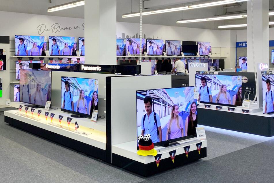 Fernseher, unabhängig von Hersteller und Größe gibt's aktuell richtig günstig.