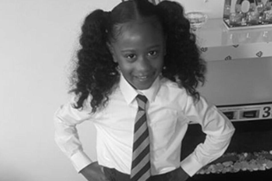 Die kleine Kaysiah war ein lebensfrohes Mädchen.
