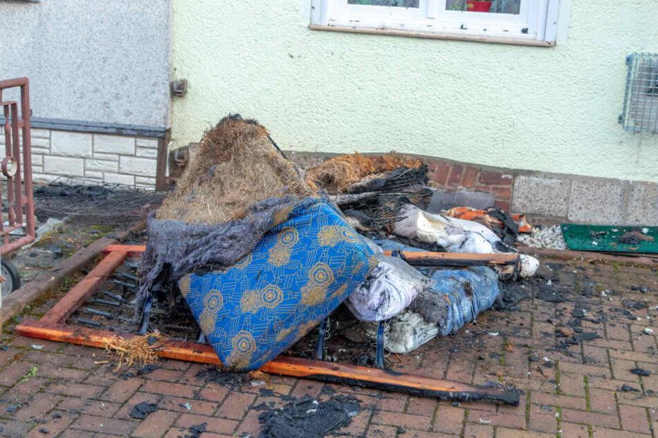 Das Brennende Bett