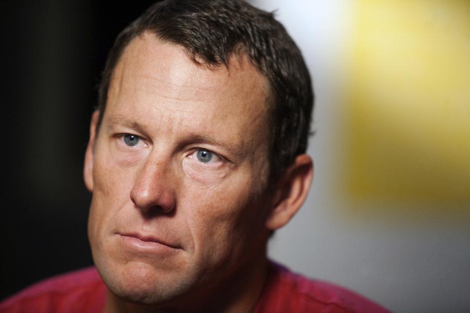 Der ehemalige US-Radprofi Lance Armstrong (49) bei einem Interview im Jahr 2011.