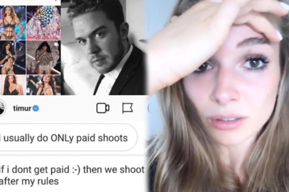 """""""Dieses Stück Abschaum von Mensch"""": Model Lola warnt Mädchen vor Fotografen"""