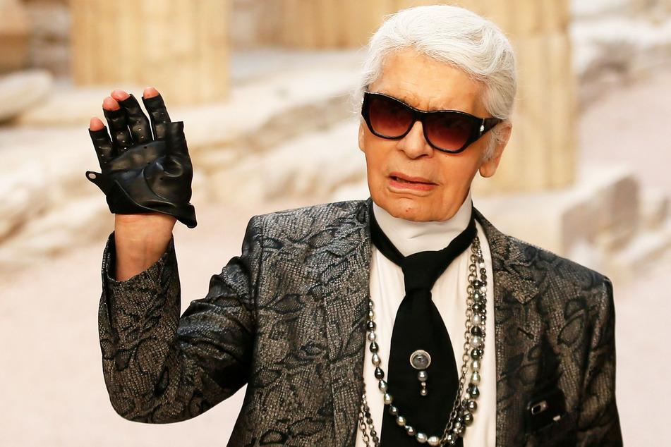 Karl Lagerfeld (†85) gilt bis heute als Mode-Ikone.