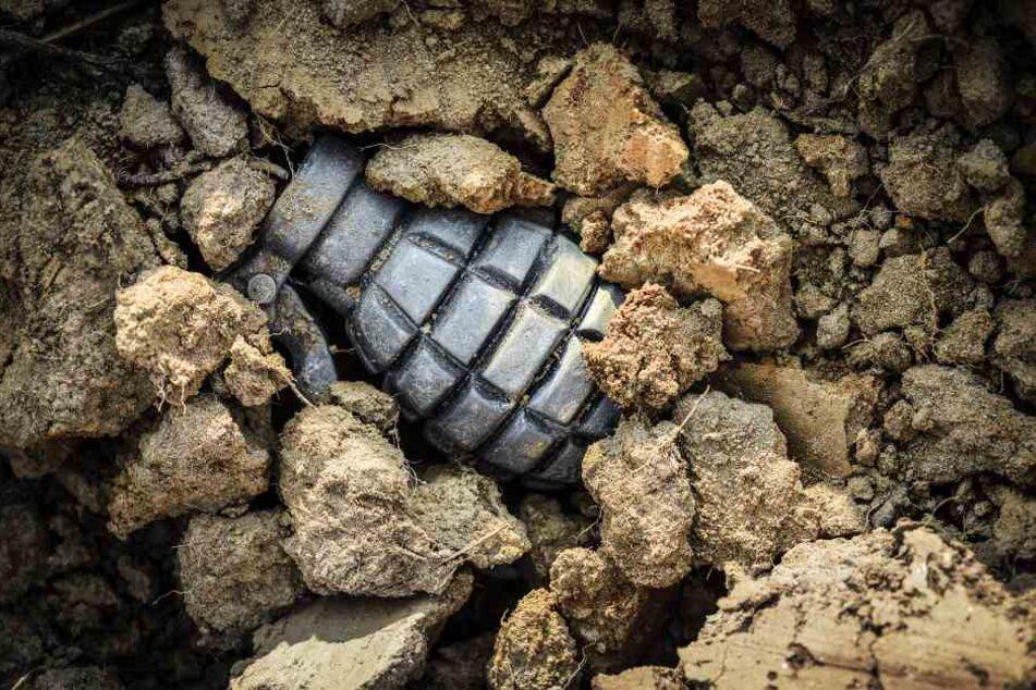 Wanderer haben Granate aus dem Zweiten Weltkrieg gefunden.