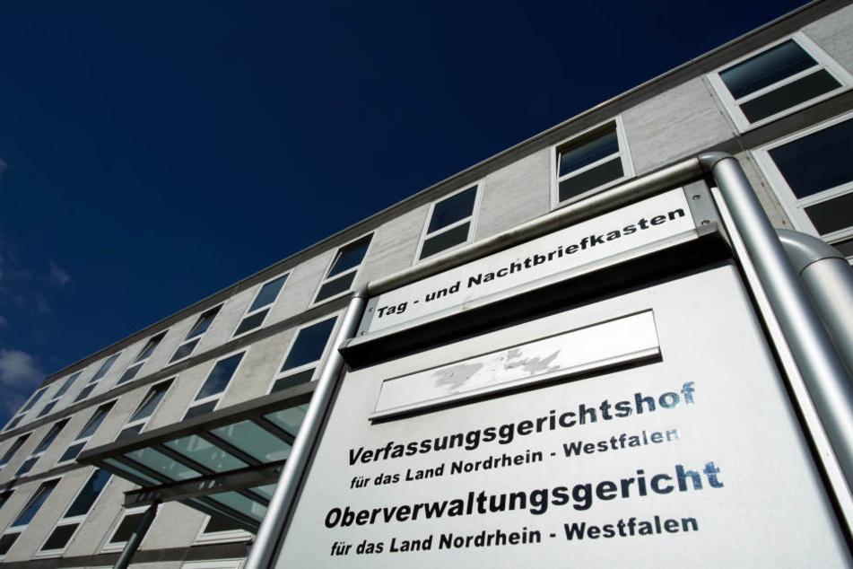 Vorm Oberverwaltungsgericht Münster werden bald zwei Fälle verhandelt.