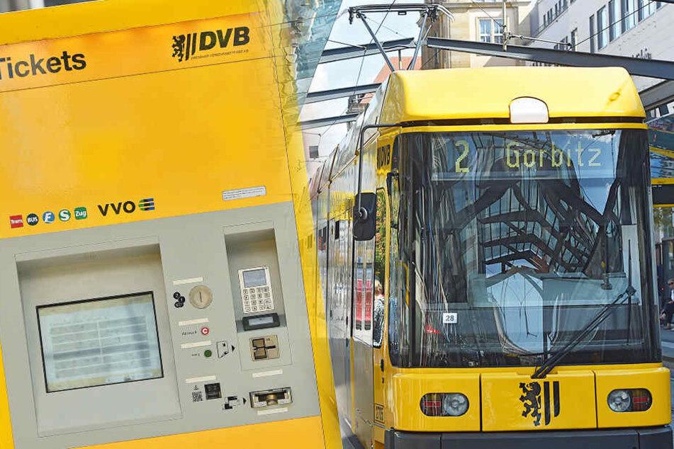Die DVB beförderten im vergangenen Jahr mehr als 160 Mio. Passagiere, das entspricht 259 Fahrten pro Einwohner und Jahr.