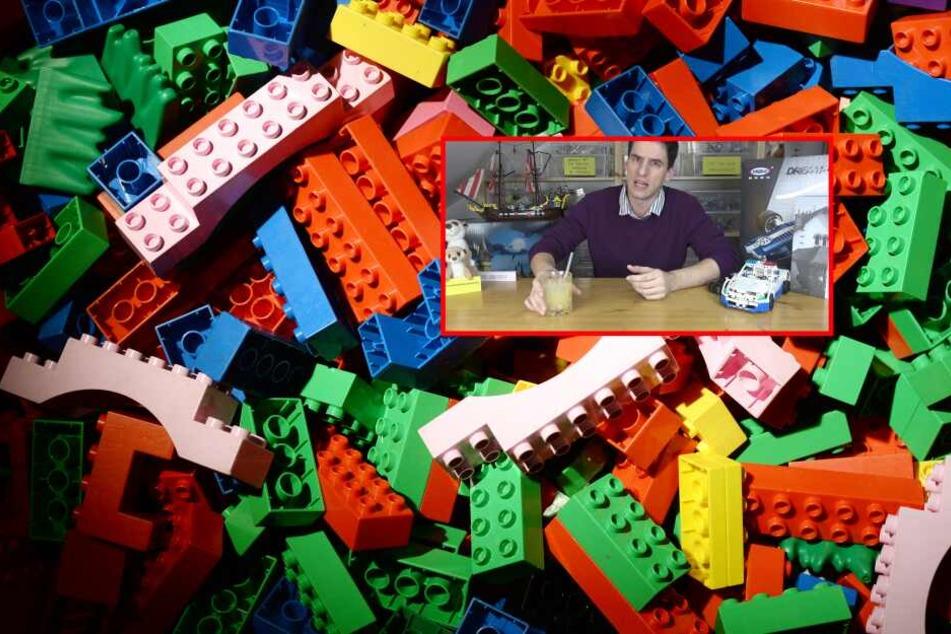 """Lego legt sich mit Youtuber """"Herr der Steine"""" an"""