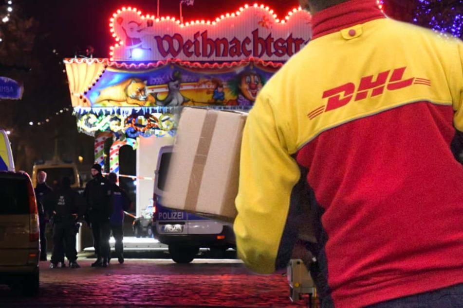 Was macht eigentlich der DHL-Erpresser? Polizei hat heiße Spur