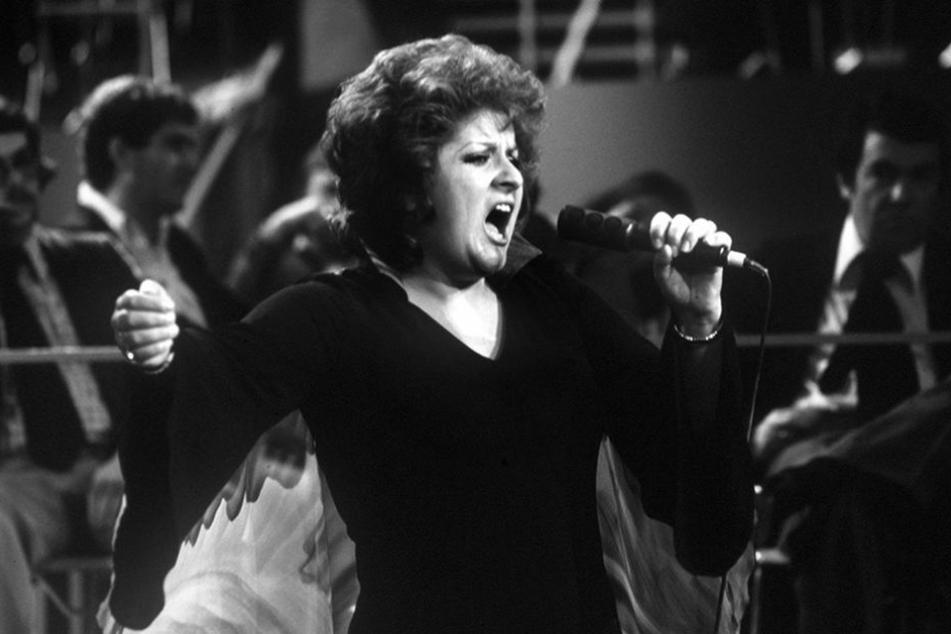 Die Sängerin Joy Fleming ist tot. Sie starb mit 72 Jahren.