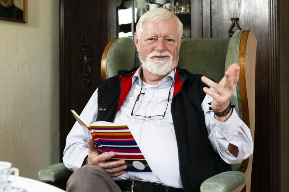 35 Bürgermeister-Kandidaten in Schleswig-Holstein hat Thies Thiessen gecoacht. Nur neun seiner Schützlinge verloren die Wahl.