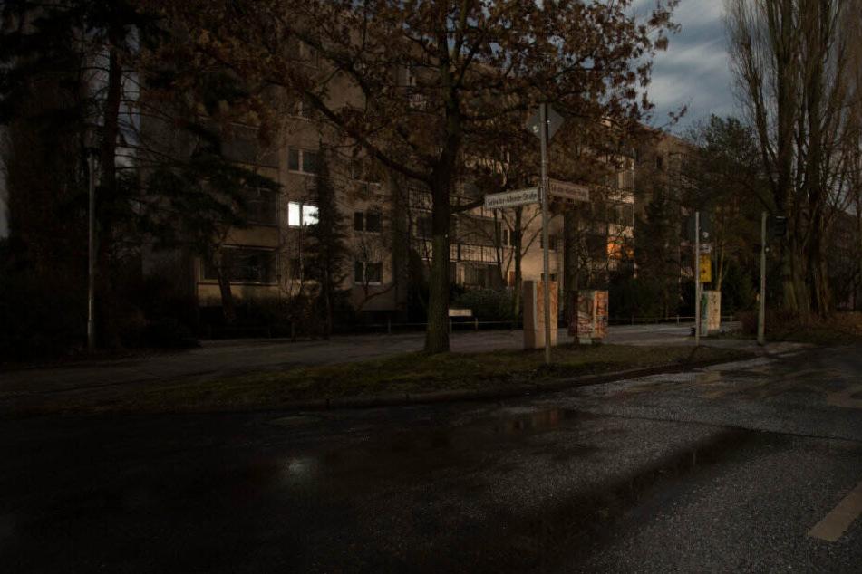 Lone Survivor: Nur bei einem einzigen Fenster brennt Licht.