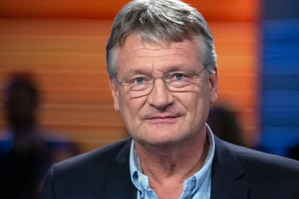 Darf auf dem Parteitag sprechen, aber nicht wählen: Jörg Meuthen.