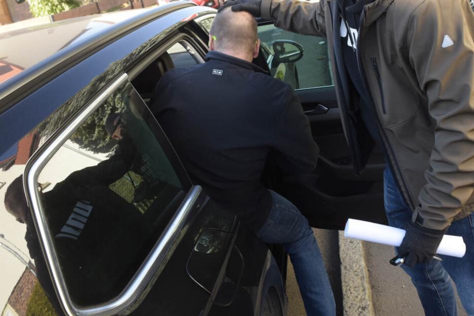 Dr. Mark S. wurde am Mittwoch in Erfurt festgenommen.