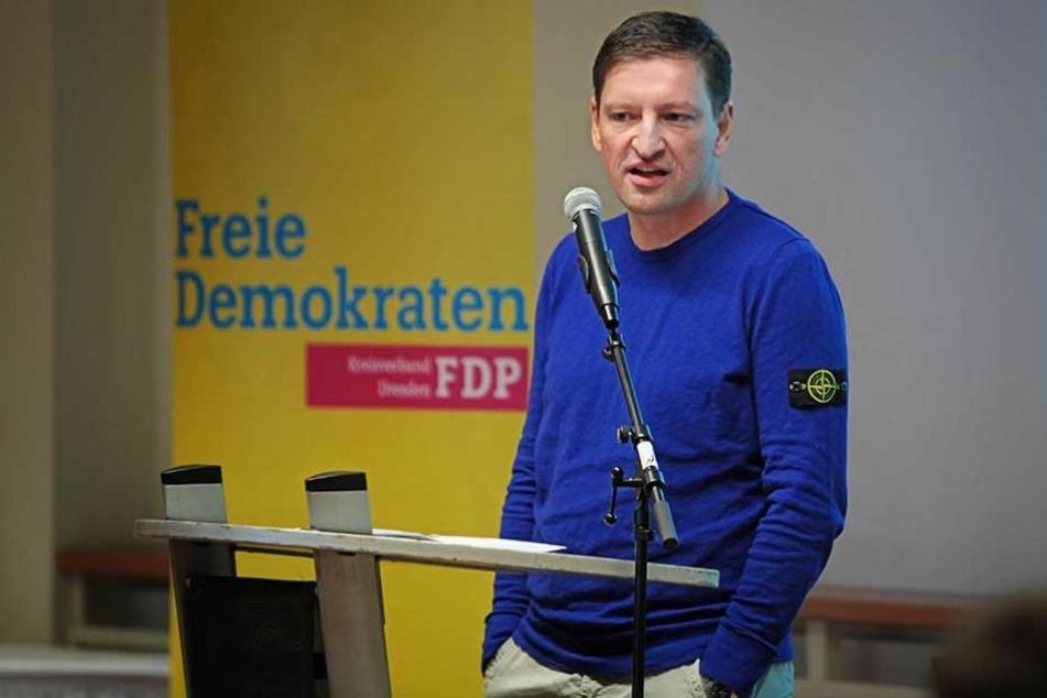 FDP will Jens Genschmar nicht mehr in der Partei