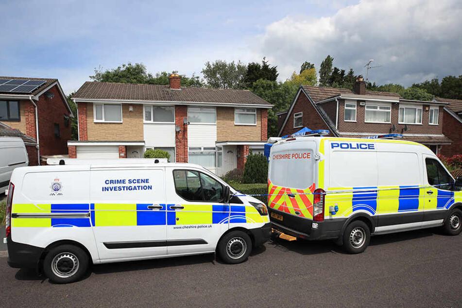 Die Frau aus Chester wurde inzwischen verhaftet.