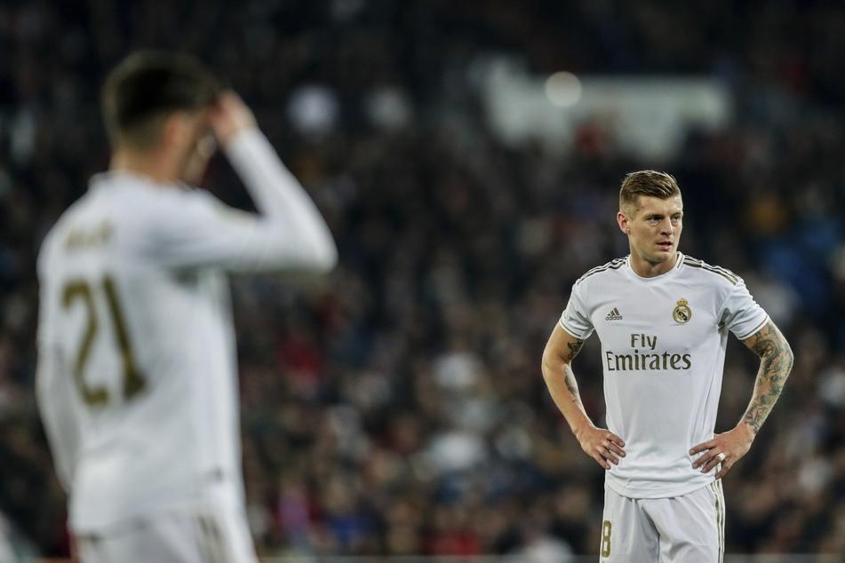 Toni Kroos (30) spielt seit 2014 in Madrid. Wird auch er eine Gehaltskürzung hinnehmen müssen?