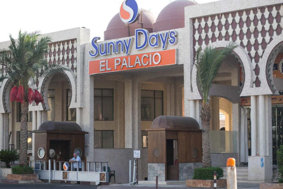 Am Privatstrand dieses Hotels ging ein 28-jähriger Attentäter auf Feriengäste los.