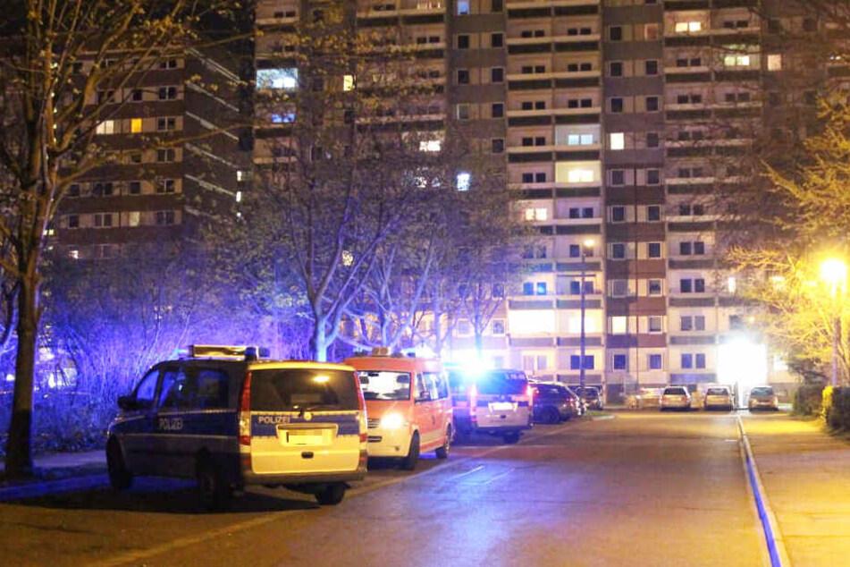 Gegen 23.15 Uhr ging der Alarm bei der Polizei ein.