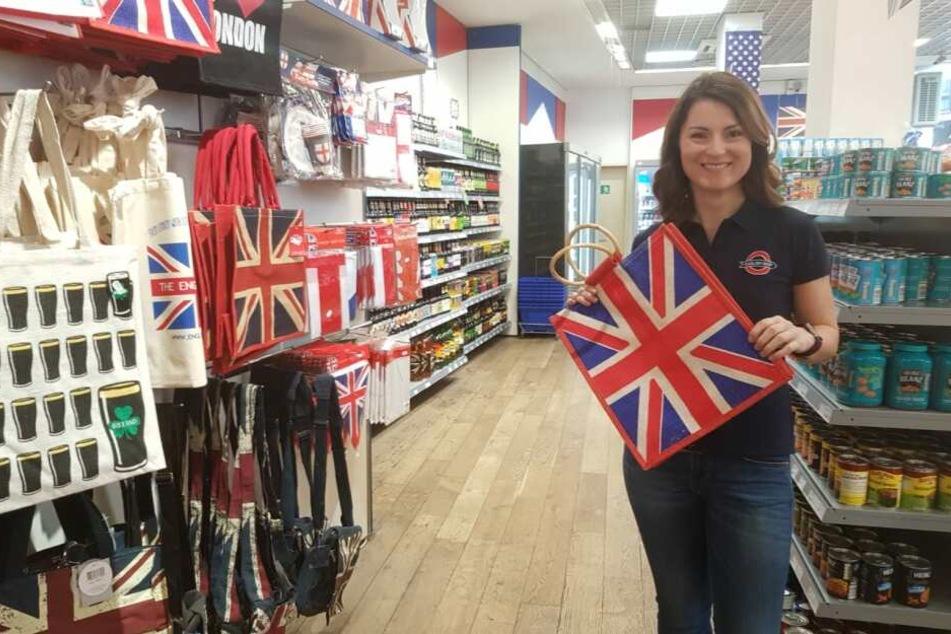 Der English-Shop in Köln hat sich auf Waren aus Großbritannien spezialisiert.