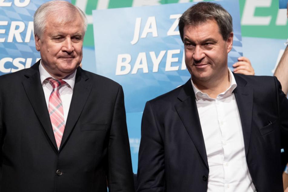 CSU-Landesgruppe geht in Klausur: Auftakt mit Söder und Seehofer