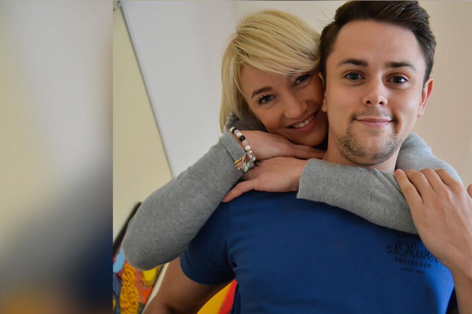 """Chemnitz: """"Mein wunderschöner Ehemann, ich liebe dich!"""" So süß feiert Aljona Savchenko ihren Hochzeitstag"""