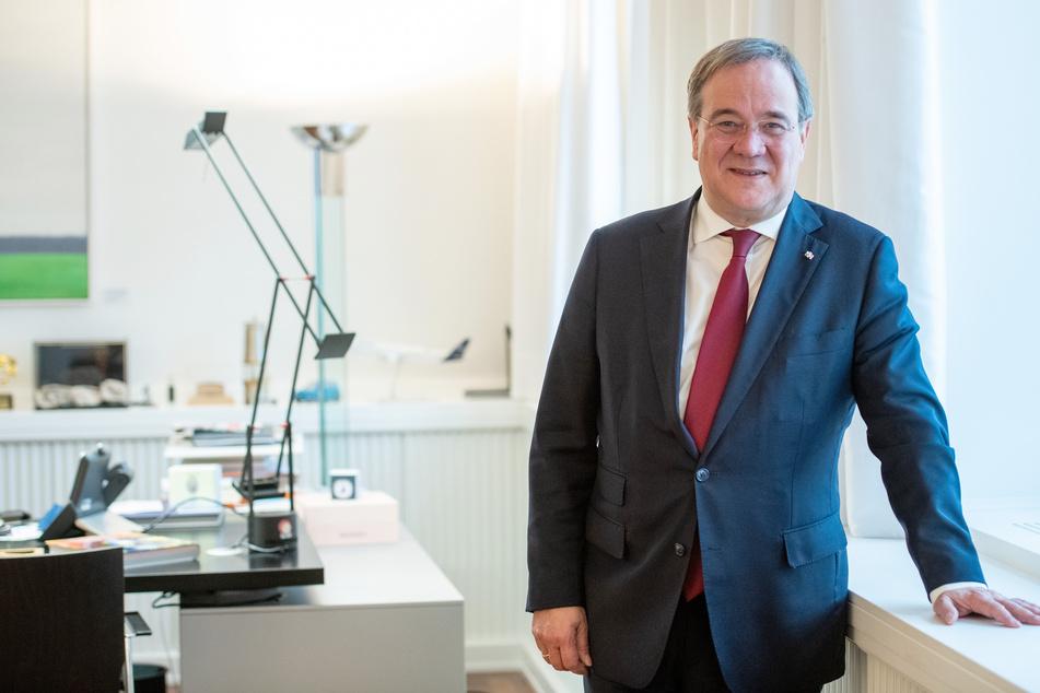 Armin Laschet endgültig als CDU-Vorsitzender bestätigt