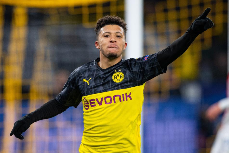 Doch noch ein Jahr Dortmund für Jadon Sancho (20)?