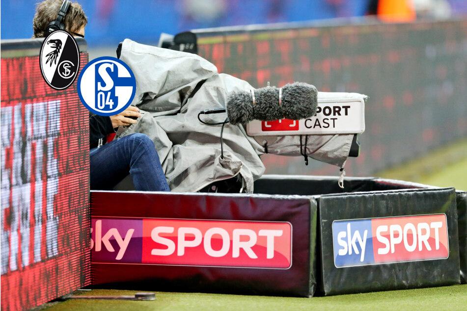 Technische Probleme bei Sky: Freiburg- und Schalke-Fans wüten im Netz!