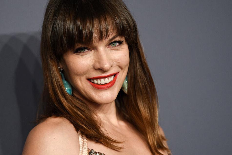 Milla Jovovich hat bereits zwei Kinder.