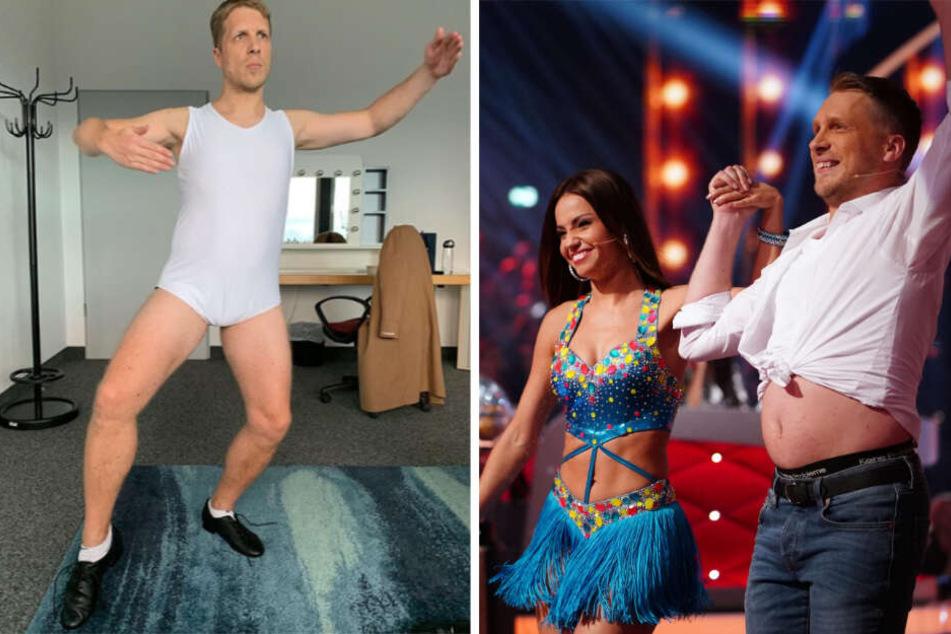 """Schwer sexy: Oliver Pocher nimmt """"Let's Dance"""" auseinander"""
