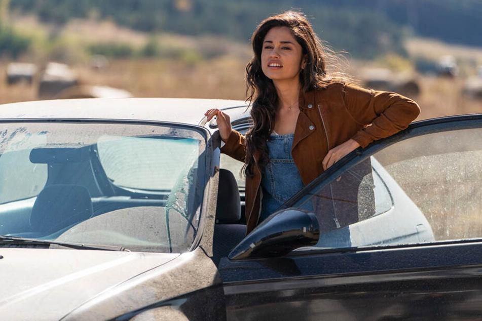 Eine Entscheidung verändert ihre Welt für immer: Gabrielle (Yvette Monreal) fährt nach Mexiko, um ihren Vater zur Rede zu stellen.