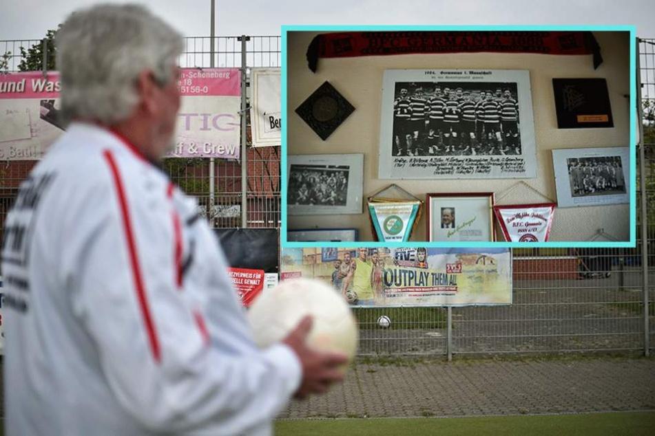 Mega-Tradition: Hier spielt Deutschlands ältester Fußballclub