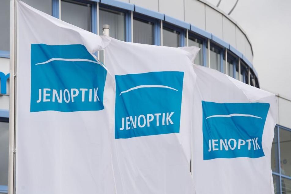 Jenoptik konnte jetzt einen Gewinnanstieg von 30 Prozent präsentieren.