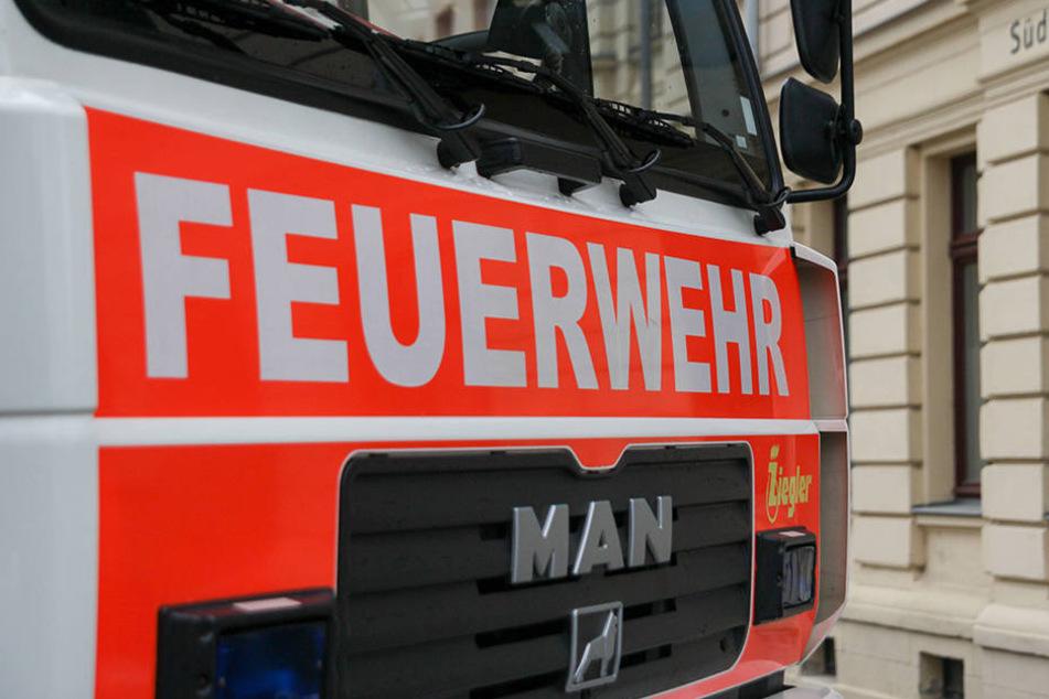 Bei einem Brand in Thüringen wurden mehrere Personen verletzt.