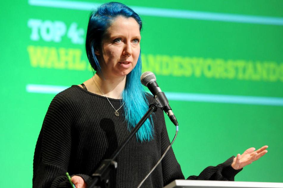 Kai Wargalla sitzt für die Grünen in der Bremischen Bürgerschaft.