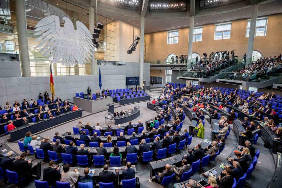 Keine der Parteien hat Lust, im Bundestag neben der AfD zu sitzen.