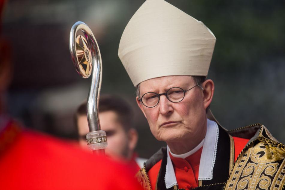 Nach Bekanntwerden der ersten Ergebnisse der Studie über Missbrauch in der katholischen Kirche findet Kardinal Woelki drastische Worte.