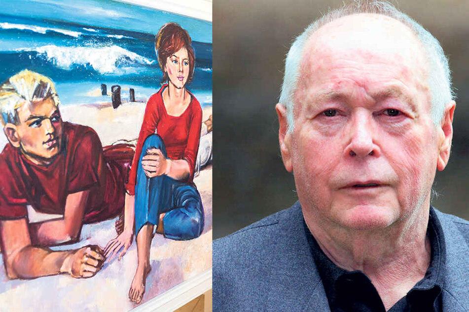 Der Maler Walter Womacka wurde in der DDR mit mehreren Kunstpreisen und 1962, 1968, 1985 mit dem Nationalpreis ausgezeichnet.