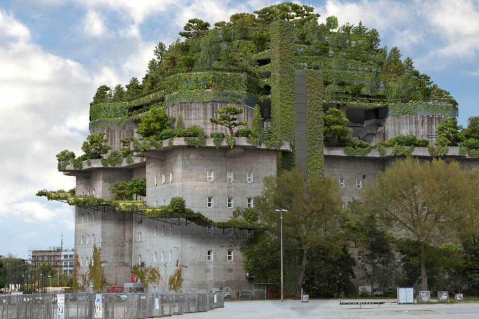 Hamburg: Weltkriegsbunker: Zeitreisen in Hamm und grüne Pläne auf dem Heiligengeistfeld