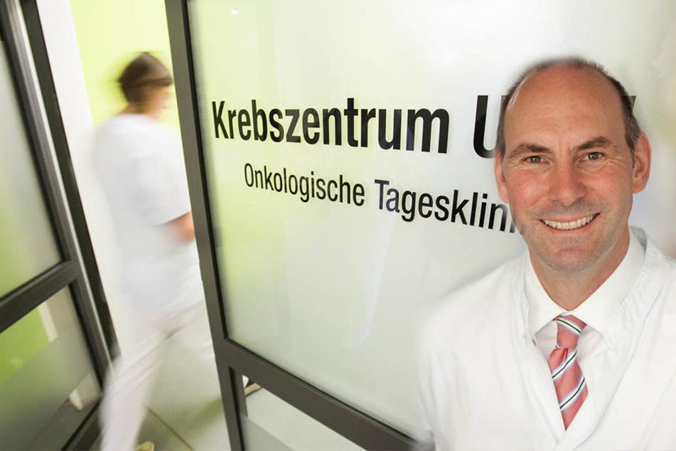 Leipziger Uni-Professor: Krebspatienten sollen mit eigenen Zellen geheilt werden