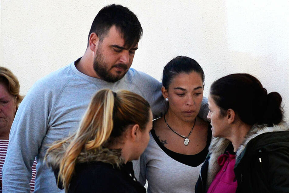Für José Rosello und Victoria García geht das Trauma weiter.