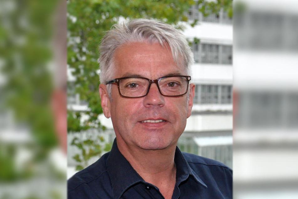 Der neue Projektleiter Wolfgang Feldmann bringt viel Erfahrung aus vergleichbaren Großprojekten mit.
