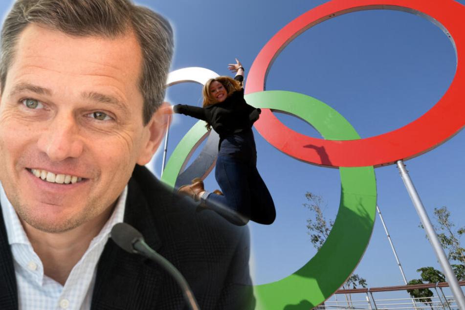 Olympische Spiele 2032 in Deutschland? So soll es klappen