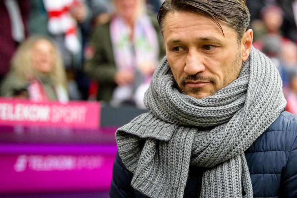 Trainer Niko Kovac und der FC Bayern wollen in der Liga weiter aufholen. (Archivbild)